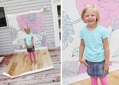 simply canvas backdrops by Melissa Davis