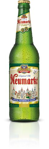 Neumarkt has a distinctive taste, easy to recognize due to the various hops used in production. Thus, Neumarkt has a full body, a more bitter taste and a higher alcohol level.
