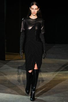Alexander Wang Fall 2012 Ready-to-Wear Collection Photos - Vogue