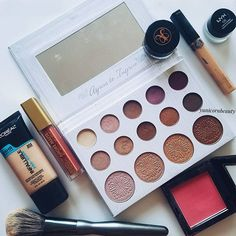Reposting @yunicornbeauty: I can't wait for the deluxe version of the @bhcosmetics and @carlibel to arrive ❤ . . . . . . . . . . . . . . . . .  #motd #eotd #lotd #potd #photo #photography #photooftheday #flatlay #slaytheflatlay #tarte #toofaced #morphe #colourpop #nyx #hudabeauty #beautylover #beauty #makeup #beautyaccount #mua #instabeauty #instamakeup #ilovemakeup #makeupaddict #beautyblog #makeupbyme #makeupoftheday #makeupjunkie #bbloger #collaboration
