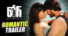 Rogue Romantic Trailer || Puri Jagannadh || Ishan || #Rogue Telugu Trailer
