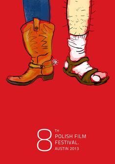 8 Festiwal Filmu Polskiego w Austin / Justyna Hajduk