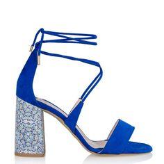 Lace Up Sandals - Designed by Mairiboo! Heels, Image, Fashion, Heel, Moda, Fashion Styles, High Heel, Fashion Illustrations, Stiletto Heels