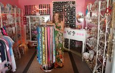 Witchypoo in Wilton, CT, sells vintage jewelry.