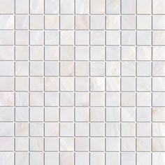 """White Pearl Shell - 1""""x1"""" White Shell Tile MC Glass,http://www.amazon.com/dp/B005J6VHN4/ref=cm_sw_r_pi_dp_4jY5sb0W59PZWEJF"""