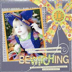 Add a Twist to Your Scrapbook Page Color Scheme
