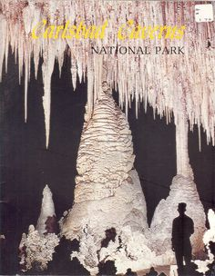 Vintage Collectible Carlsbad Caverns National Park contains 31 pages to bring back memories of past visitations to the park. Beautifully illustrated and lots of history to pass on to others ov your vacation.  Why buy Souvenir booklets ? Collect them by subject or state, armchair travel, one-name genealogy studies, crafts, make coasters, make tags, scrapbook a vacation... by NookCove, $0.99