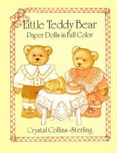 Bears paper dolls 41