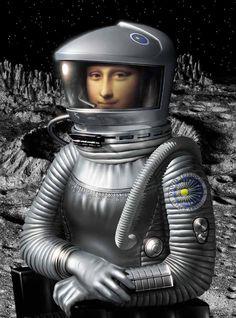 .Space Mona