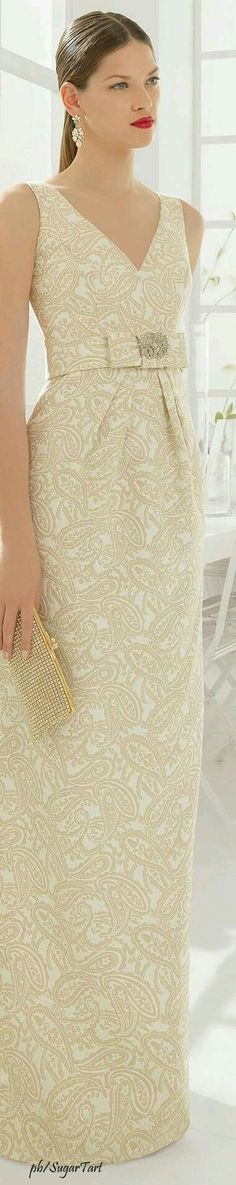 sophisticated gown