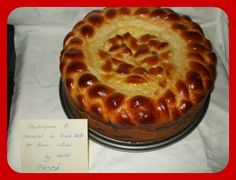 Braided Bread, Romanian Food, Pastry And Bakery, Paste, No Bake Cake, Apple Pie, Deserts, Romania People, Pies