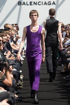 Balenciaga Spring-Summer 2017 - Paris Fashion Week #PFW