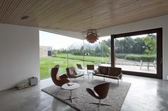 Villa Frenay / 70F architecture.  Lelystad, The Netherlands