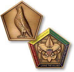 Wood Badge® Bobwhite Medallion