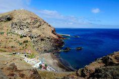 Praia da Prainha, uma das melhores praias da Madeira