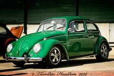 Green Beetle 67 by Thorsten Haustein, via Flickr