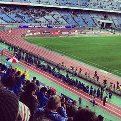 [J1第33節]横浜FM 0-2 新潟 (日産スタジアム (International Stadium Yokohama)) 2013/11/30