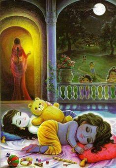 Krishna Sudama, Yashoda Krishna, Krishna Lila, Little Krishna, Cute Krishna, Radha Krishna Photo, Hanuman, Shiva, Lord Krishna Images