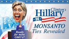 HealthFreedoms – Hillary Clinton's Support for GMOs Confirmed by Gates Foundation