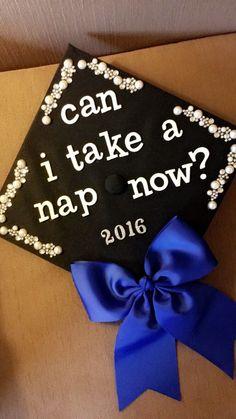 my graduation cap! More