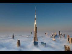 เที่ยวดูไบ เบิร์จคาลิฟา ตึกที่สูงที่สุดในโลก