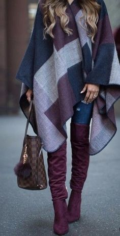 b10394f20723 69 Best Poncho outfit images