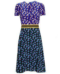 STELLA MCCARTNEY Petra Silk Dress