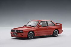 BMW M3 Sport Evolution (E30) | 1:43 Scale Diecast Model by AUTOart