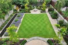 Incredible landscaped yard in Rathmines, Dublin