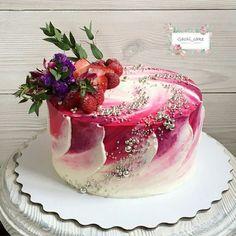 New Cake Flourless Cake Mirror Glaze Cake Buttercream Cake Just Cakes Cake Cookies Cupcake Cakes Cupcakes Cake Art Cupcakes, Cake Cookies, Cupcake Cakes, Pretty Cakes, Beautiful Cakes, Amazing Cakes, Just Cakes, Cakes And More, Russian Cakes