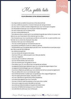 Ma petite liste de rangement imaginée par Armelle et créée par May (vie-de-miettes.fr)