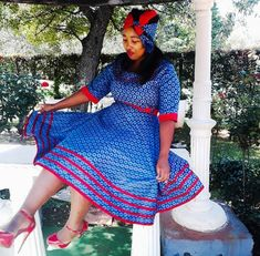 Top Shweshwe dresses for African Women 2019 - Reny styles : Top Shweshwe dresses for African Women 2019 - Reny styles Seshweshwe Dresses, African Maxi Dresses, Latest African Fashion Dresses, African Dresses For Women, African Women, Wedding Dresses, Sotho Traditional Dresses, South African Traditional Dresses, Traditional Outfits