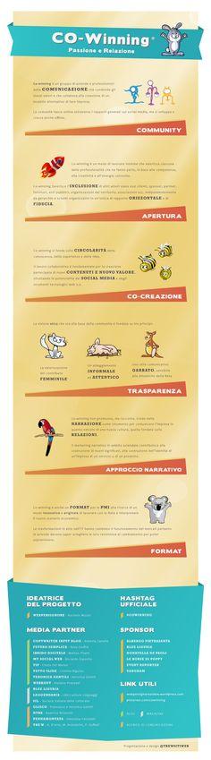 Quinta Puntata (11/1/2013) a cura di TreW Siti Web: Co-winning passione e relazione (testo + infografica)