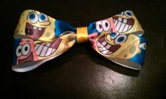 Spongebob bow