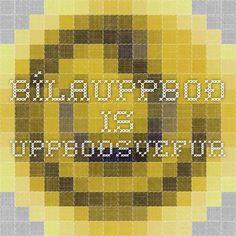 Bílauppboð.is - Uppboðsvefur