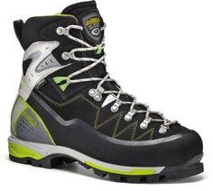 Asolo Women s Alta Via GTX Mountaineering Boots Black Green 10.5 Scarpe Da  Trekking Per Donne a12c5295e4a
