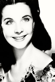 Vivien Leigh como Scarlett O'Hara