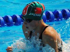 SPORTS And More: #Portugal swimmer #Natacao Victoria Kaminskaya qua...