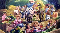 It's More Fun in the Philippines - Paintings by Dante D. Hipolito