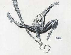 Spider-Man - Bobby Rubio