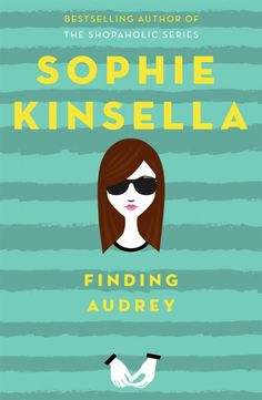 35/50- Finding Audrey - Sophie Kinsella A great, quick read, but the characters and the storyline had nothing quick like about them. They were fully formed, deep and complex characters. Although the love story moved a bit fast in my opinion, it was still a cute and eye-opening book for people who don't know much about anxiety disorders; and those who don't know much about illness in general. Want to read more from this author