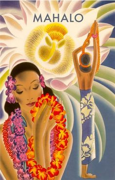 Mahalo ~  a Hawaiian word meaning thanks, gratitude, admiration, praise, esteem, regards, or respects... ♥