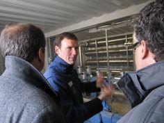 Visitando projetos em gestão de resíduos