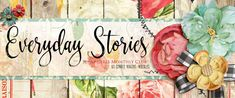 """Join 11 people right now at """"Scrap Girls Club Exclusive - Everyday Stories 