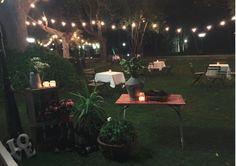 el encanto de la noche!! en Mirahuerta  www.labastilla.com