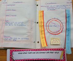 Runde's Room: Math Journal Sundays - Circumference