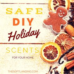 Most commercial candles, sprays and plugins are made with a dangerous synthetic fragrances. Skip them and make your own safe DIY holiday scents this year! Christmas Scents, Diy Christmas Gifts, Merry Christmas, Christmas Goodies, Detox Your Home, Are Essential Oils Safe, Diy Baby Gifts, Easy Diy, Simple Diy