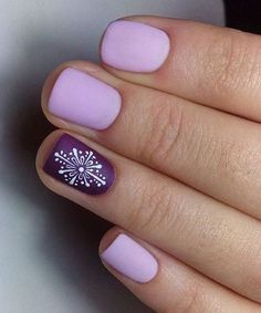 These nail creations happen to be as simple as they are charming. If you're regularly searching for options and fresh designs, nail art designs are a great way to display your personality and to be original. Winter Nail Art, Winter Nails, Summer Nails, Simple Nail Art Designs, Easy Nail Art, Nail Designs, Coffin Nails, Gel Nails, Nail Polish