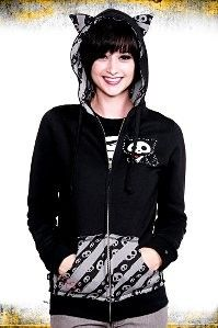 I have this Skelanimals hoodie still to this day