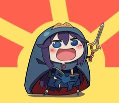 Lucina Fire Emblem x Himouto! Umaru-chan!